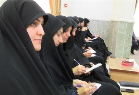 کلیپ   پذیرش مدرسه علمیه ریحانة النبی اراک