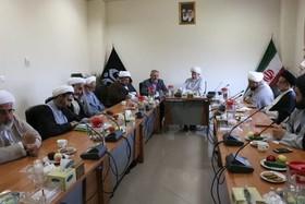 نشست بررسی اقدامات لازم در بیانیه گام دوم انقلاب برگزار شد