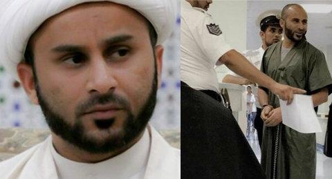 شیخ عیسی القفاص روحانی بحرینی