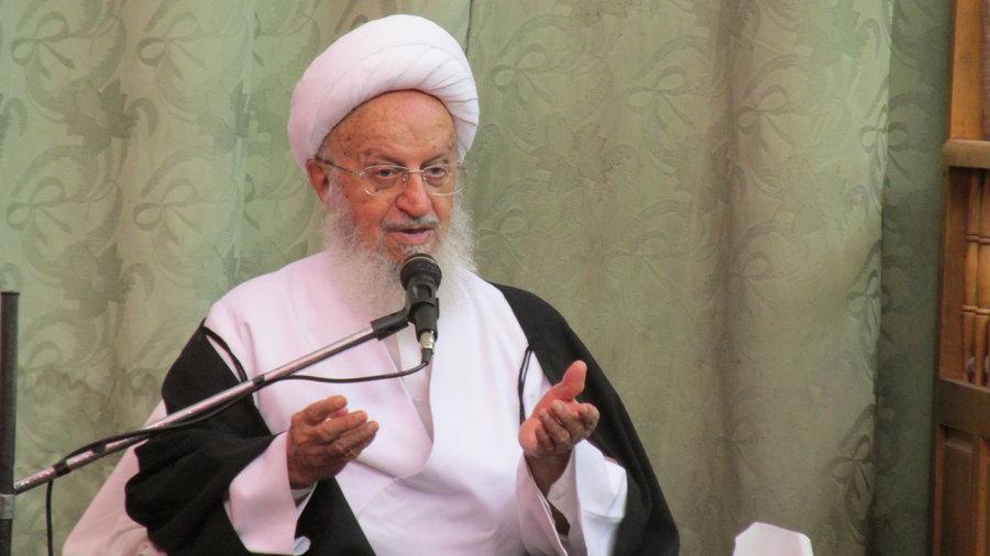 آیت الله العظمی مکارم شیرازی:  بسیج اساتید حوزه پدیدهای مبارک  است