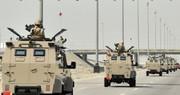 عربستان سعودی نیروهای نظامی خود را به بحرین فرستاد