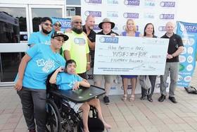 220 هزار دلار کمک مسلمانان کانادا به بیمارستانی در تورنتو