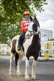 Teenager will become the first female British Muslim jockey player to compete