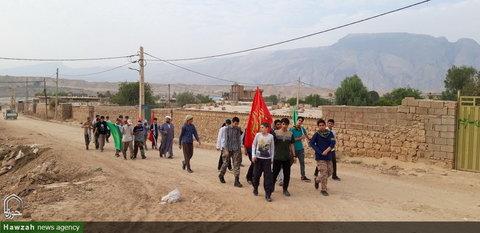 تصاویر/ جوانان و دانش آموزان تهرانی در خط مقدم اردوهای جهادی