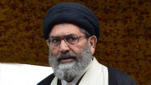 علامہ  سید  ساجد  علی  نقوی