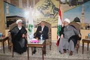 مسؤول في المجمع العالمي للتقريب بين المذاهب يزور تجمع العلماءالمسلمين في لبنان