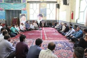 سعید جلیلی در همدان: خوشبین ترین آدم ها هم می گویند «نمی توان به آمریکا اعتماد کرد»