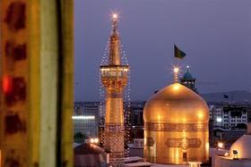 Sunni elders from Qadiri Tariqa visit Razavi holy shrine