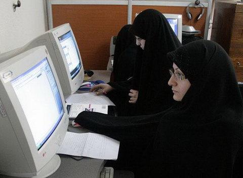 برگزاری دوره آنلاین برای طلاب خواهر