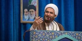 خطيب جمعة طهران: الخطوة الثالثة لخفض الالتزامات ستأتي بنتائج افضل
