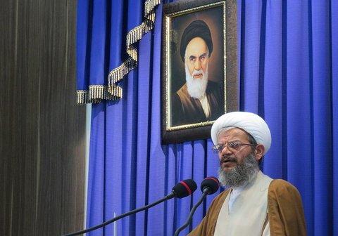 محمد حسن رستمیان - نمازجمعه