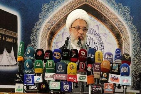 شیخ عبد المهدی کربلایی
