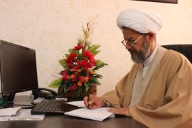 تبریک مدیر حوزه سمنان به مسئولان شورای هماهنگی