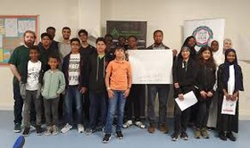 Young people have their say on Mosques
