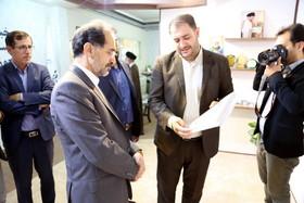 بازدید معاون و سرپرست روابط عمومی استانداری قم از خبرگزاری رسمی حوزه