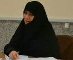مدرسه علمیه ای که بانوان طلبه قرآنی تربیت می کند
