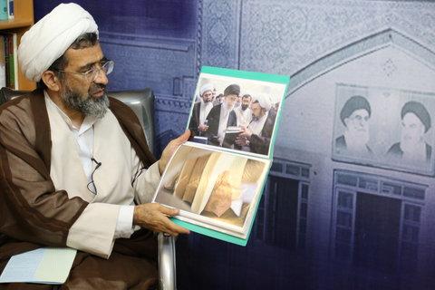 حجت الاسلام والمسلمین رضا مختاری در گفت و گو با خبرگزاری حوزه