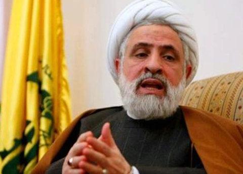 شیخ نعیم قاسم معاون دبیرکل حزب الله