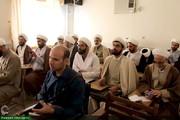 بالصور/ افتتاح دورة تعليمية للتبليغ الديني في محافظة فارس الإيرانية بشيراز