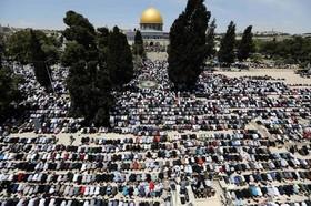 """وحشت صهیونیستها از وعده رهبر انقلاب درباره """"نماز در قدس"""""""