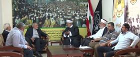 معاون بین الملل مجمع تقریب مذاهب اسلامی با جبهه عمل اسلامی لبنان دیدار کرد