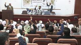 علمای یمن خواستار نجات حرمین شریفین از خطر آمریکا و انگلیس شدند