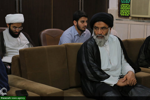 نشست نماینده ولی فقیه با فعالان جهادی اهواز