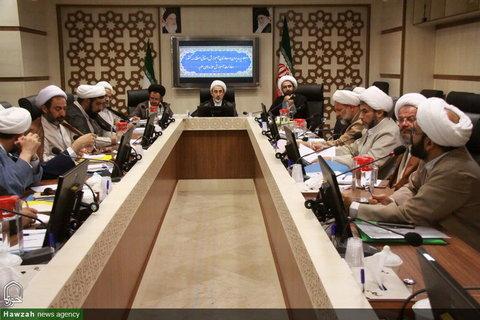 اجتماع مديري التعليم في الحوزات العلمية لمحافظات البلاد بقم المقدسة