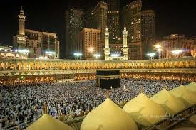 Muslim pilgrims from all over the world start arriving in Mecca ahead of Hajj season