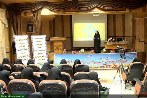 افتتاح دورة تعليمية للتبليغ الديني في محافظة فارس الإيرانية بشيراز