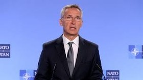 NATO chief denounces US shootings during visit to New Zealand mosque