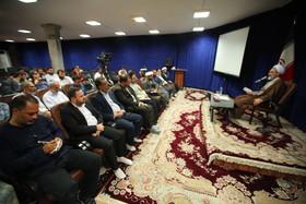 گزارش تفصیلی از مراسم روز خبرنگار در خبرگزاری  حوزه