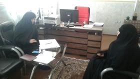 داوطلبان طرح «طلبه معلم» هرمزگان در مصاحبه شرکت کردند
