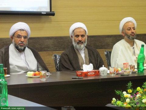 تصاویر/ نشست معاونین آموزش مدارس علمیه استان گیلان