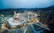 Over 1.7 million pilgrims arrive in Mecca for Hajj rituals