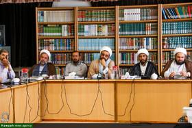 تصاویر/ جلسه هم اندیشی معاونین آموزش مدارس علمیه استان اصفهان