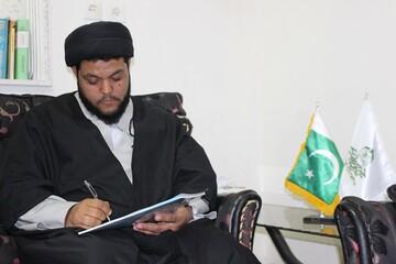 رئیس جامعه روحانیت بلتستان پاکستان درگذشت آیتالله محسنی را تسلیت گفت
