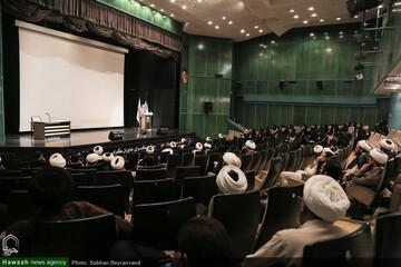 تصاویر/ کارگاه طب سنتی مبلغان مدارس امین تهران