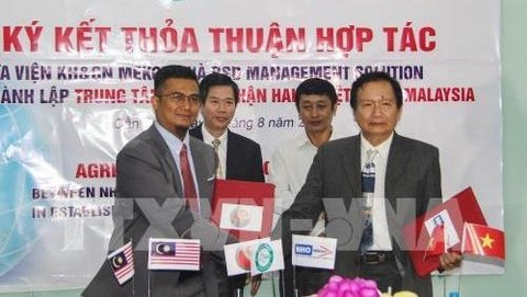 نخستین مرکز گواهینامه حلال در مکونگ ویتنام راه اندازی شد