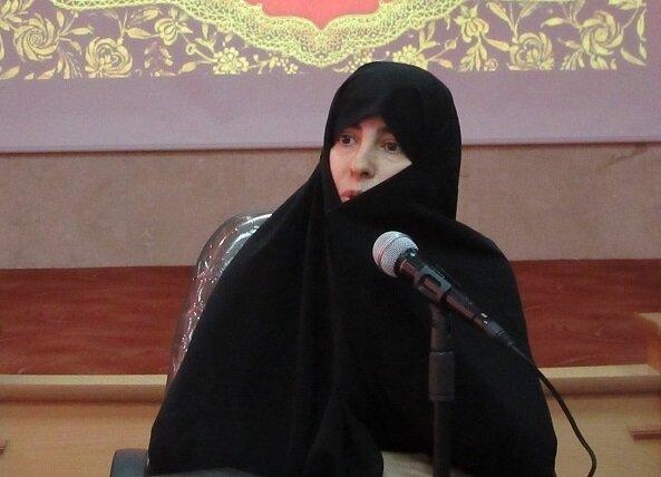 اعلام برنامه های دهه ولایت در مدارس خواهران یزد