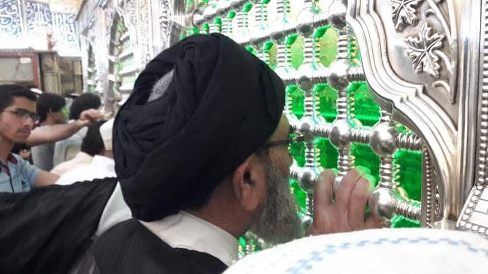 حجت الاسلام و المسلمین سید ساجد علی نقوی