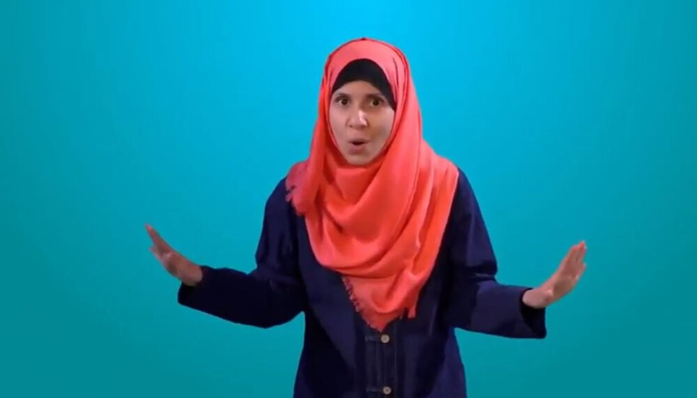 Does the Hijab have to be only black color?