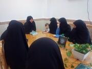 فعالان فرهنگی انزلی در حوزه علمیه فاطمیه(س) گردهم آمدند
