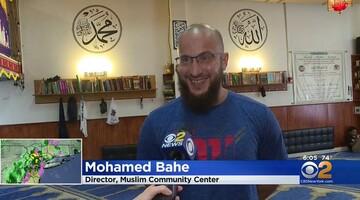 سرقت  از مسجد بروکلین