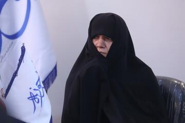 """ابراز خرسندی """"خانم حقانی"""" از راه اندازی صفحه ویژه بانوان در خبرگزاری حوزه"""