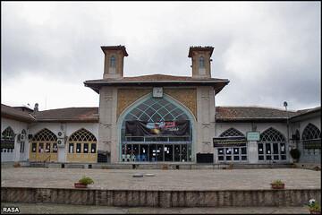مسجد جامع ساری در آستانه بازگشایی است