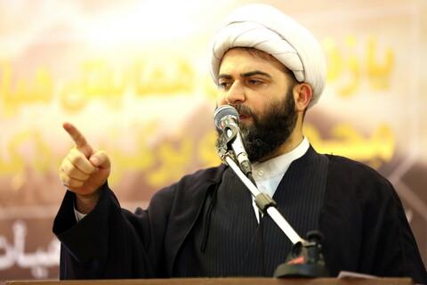 حجت الاسلام محمد قمی