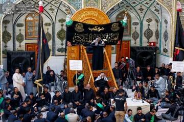 عدم پذیرش زائر در شهر نجف در ایام عید غدیر