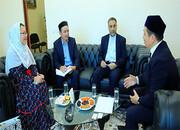 مفتی اعظم قزاقستان به کنفرانس «وحدت اسلامی» تهران دعوت شد