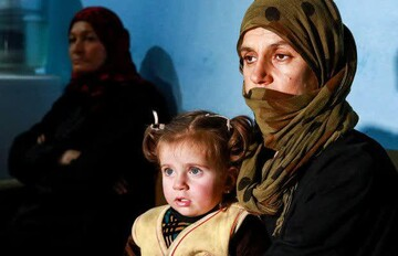 فرانسه با درخواست پناهندگی 31 نفر از زنان ایزدی قربانی داعش موافقت کرد